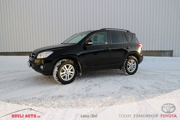 Toyota RAV4 2,0 VVT-i Executive Multidrive S , krok, klima, automat  2010, 90300 km, kr 169000,-