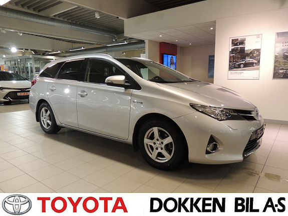 Toyota Auris 1,8 Hybrid E-CVT Active+  2014, 59049 km, kr 159000,-