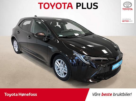Toyota Corolla 1,8 Hybrid e-CVT Active Tech ISO-Fix Ryggekamera Navi  2019, 12548 km, kr 299000,-