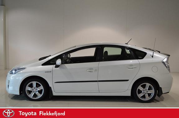 Toyota Prius 1,8 VVT-i Hybrid Executive med skinnseter  2011, 214493 km, kr 99000,-