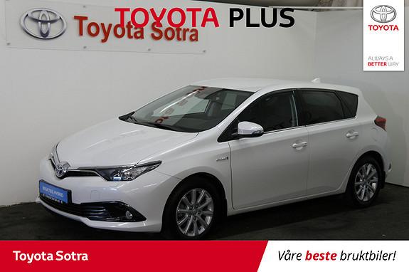 Toyota Auris 1,8 Hybrid E-CVT Active Sport  2018, 55740 km, kr 239000,-