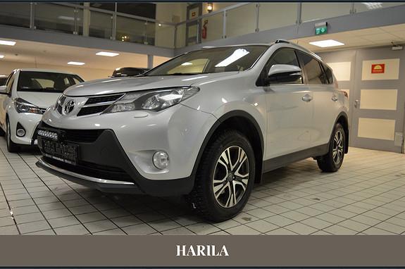 Toyota RAV4 2,2 D-4D 4WD Active  2013, 235000 km, kr 159000,-