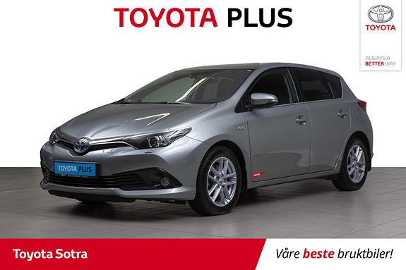 Toyota Auris 1,8 Hybrid E-CVT Active Sport  2018, 44530 km, kr 239000,-