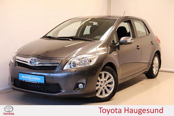 Toyota Auris 1,8 Hybrid Advance HSD  2012, 69789 km, kr 119000,-
