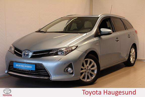 Toyota Auris Touring Sports 1,8 Hybrid Executive  2014, 89445 km, kr 169000,-