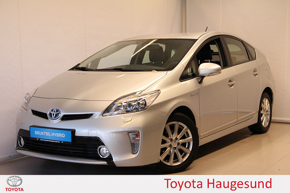 Toyota Prius 1,8 VVT-i Hybrid Executive  2012, 69071 km, kr 129000,-