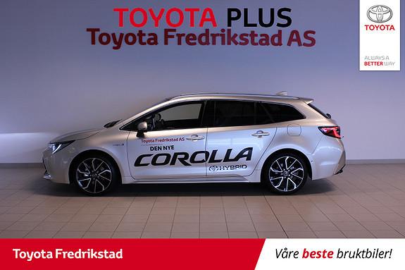 Toyota Corolla 2,0 Hybrid e-CVT Touring Sports Executive Panorama  2019, 14300 km, kr 419000,-