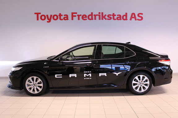 Toyota Camry Hybrid Platinum  2019, 11447 km, kr 449000,-