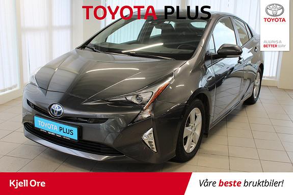Toyota Prius 1,8 VVT-i Hybrid Executive  2018, 25568 km, kr 279000,-