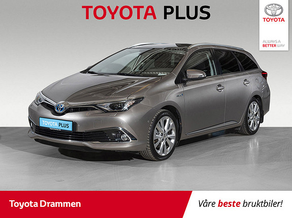 Toyota Auris Touring Sports 1,8 Hybrid Executive  2016, 33 365 km, kr 209 000,-
