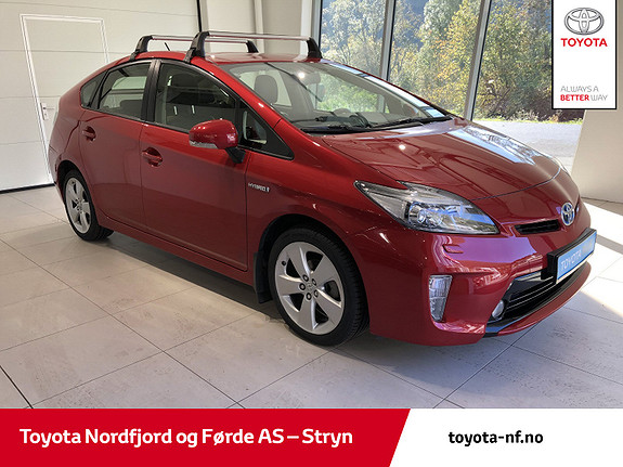 Toyota Prius 1,8 VVT-i Hybrid Executive Meget fin bil!  2015, 65850 km, kr 177000,-