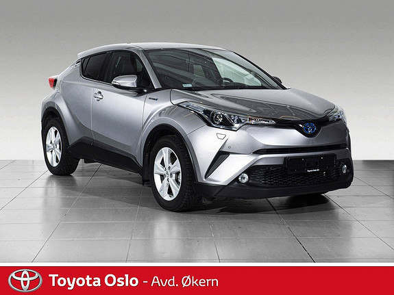 Toyota C-HR 1,8 WT-i Hybrid Supreme LAV KM,  2017, 27589 km, kr 273900,-