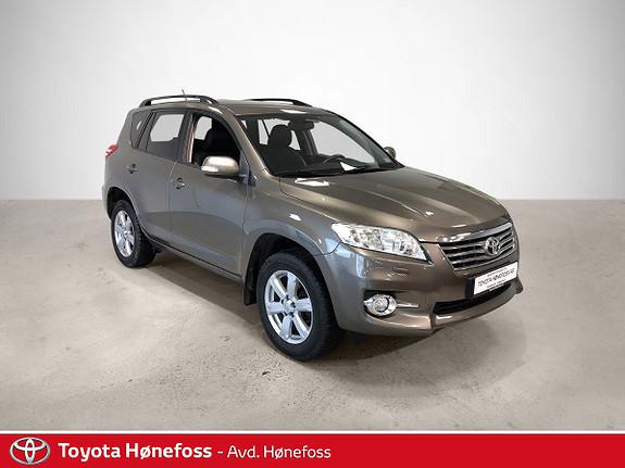 Toyota RAV4 2,2 D-4D Vanguard Executive Tilhengerfeste Navigasjon  2012, 179000 km, kr 164000,-