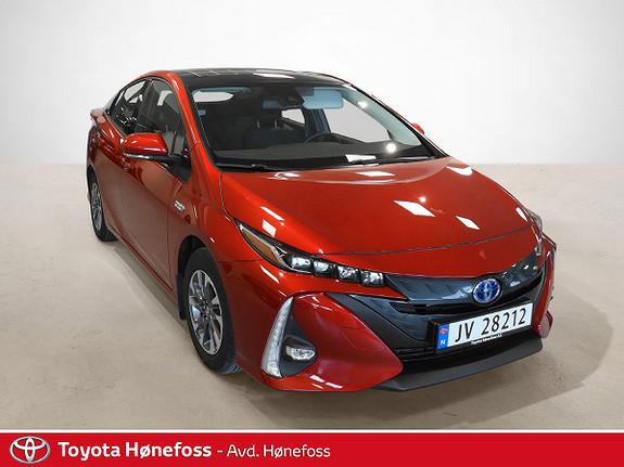 Toyota Prius Plug-in Hybrid 1,8 VVT-i Solar PHV Solcelletak, Matrix LED-lys  2018, 14085 km, kr 278000,-