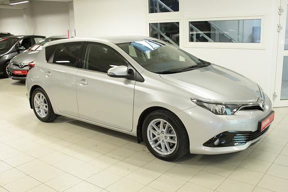 Toyota Auris 1,8 Hybrid E-CVT Active Sport , SERVICEAVTALE 2 ÅR,  2018, 42184 km, kr 219000,-