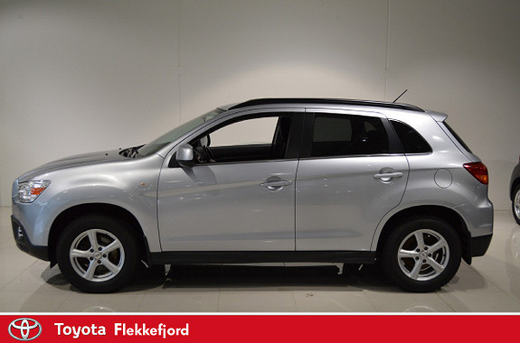 Mitsubishi ASX Invite 1.6-116 ClearTec  2011, 143114 km, kr 89000,-