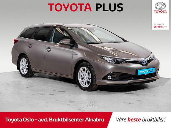 Toyota Auris Touring Sports 1,8 Hybrid Active Sport Bruktbilkampanje  2017, 51550 km, kr 214900,-