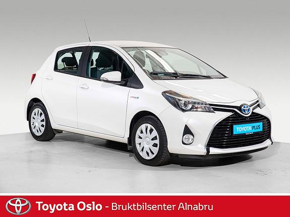 Toyota Yaris 1,5 Hybrid Active S e-CVT Bruktbilkampanje!  2016, 45000 km, kr 159900,-