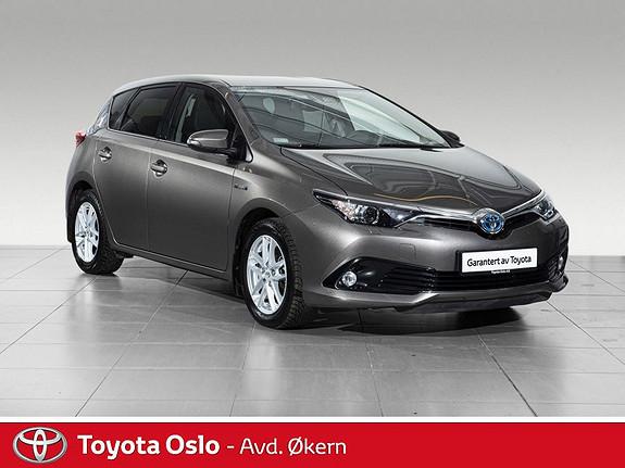 Toyota Auris 1,8 Hybrid E-CVT Active Sport  2017, 34232 km, kr 215000,-