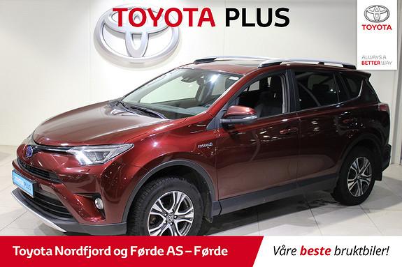 Toyota RAV4 Hybrid 4WD Executive  2016, 90200 km, kr 365000,-