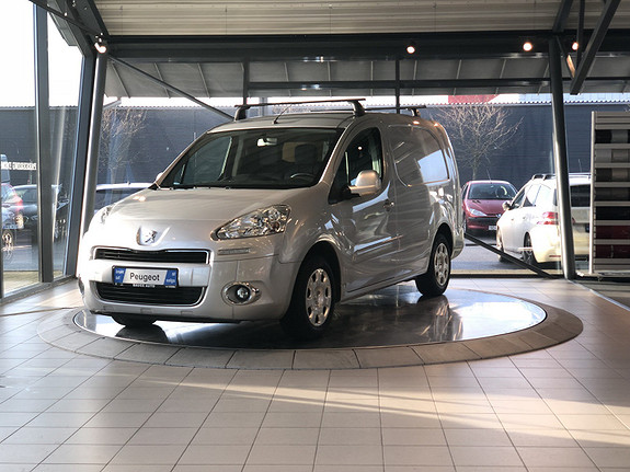 Peugeot Partner Mester 2.0 - 1,6 e-HDi 90hk L2  2015, 65852 km, kr 119000,-