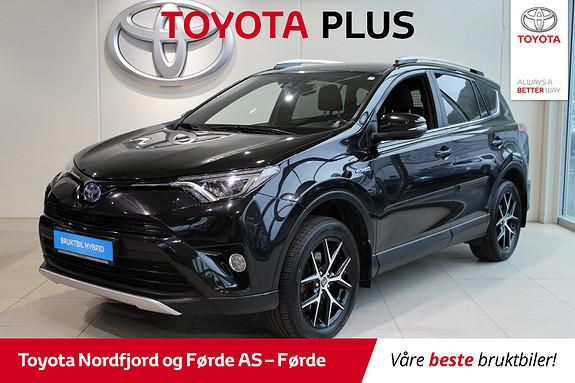 Toyota RAV4 Hybrid AWD Active Style  2016, 63400 km, kr 365000,-