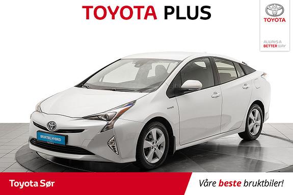 Toyota Prius 1,8 VVT-i Hybrid Active Style  2016, 44000 km, kr 215000,-