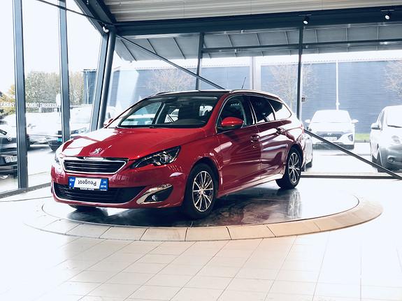 Peugeot 308 SW 1,2 PureTech 130hk Allure aut  2014, 71316 km, kr 169000,-