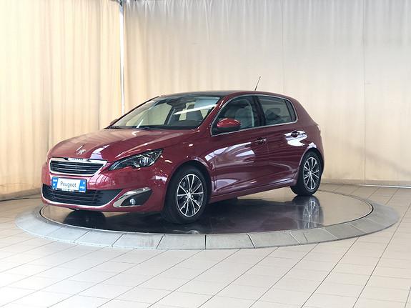 Peugeot 308 1,6 e-HDI 115hk Allure  2014, 92000 km, kr 129000,-