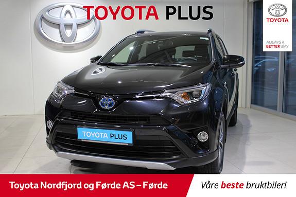 Toyota RAV4 Hybrid AWD Active Style  2017, 11386 km, kr 399000,-