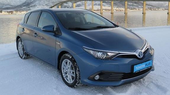 Toyota Auris 1,8 Hybrid E-CVT Active Sport  2017, 66257 km, kr 207000,-