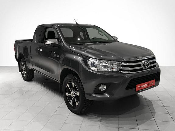 Toyota HiLux D-4D 150hk X-Cab 4WD SR Heavy Duty  2016, 54111 km, kr 318000,-