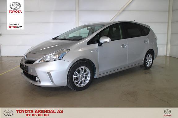 Toyota Prius+ Seven 1,8 VVT-i Hybrid Executive  2014, 132000 km, kr 189000,-