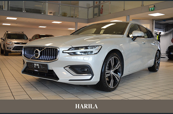 Volvo V60 D4 190hk Inscription aut Massasjeseter, Panoramasoltak,  2019, 31 600 km, kr 609 000,-