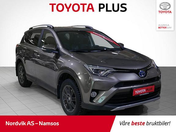 Toyota RAV4 Hybrid 4WD Executive  2018, 31801 km, kr 429000,-