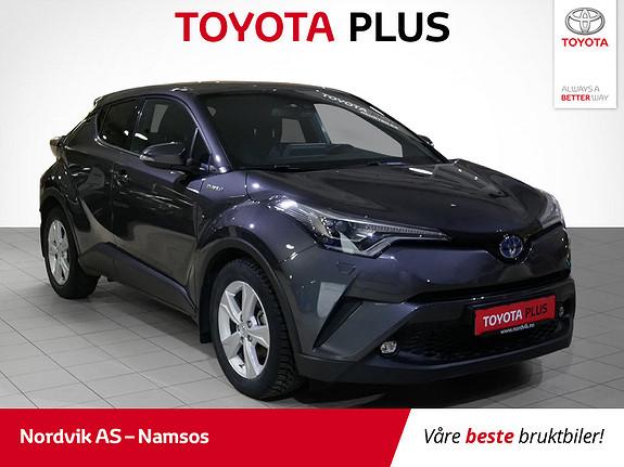 Toyota C-HR 1,8i Hybrid Supreme Tech Som ny  2018, 27998 km, kr 329000,-