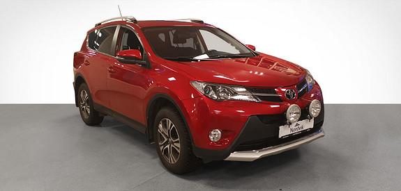 Toyota RAV4 2,0 D-4D 4WD 71'N Editon  2015, 130542 km, kr 249000,-