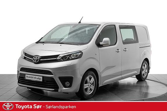 Toyota Proace 1,6 D 115 Comfort Medium L1H1  2016, 26365 km, kr 199000,-