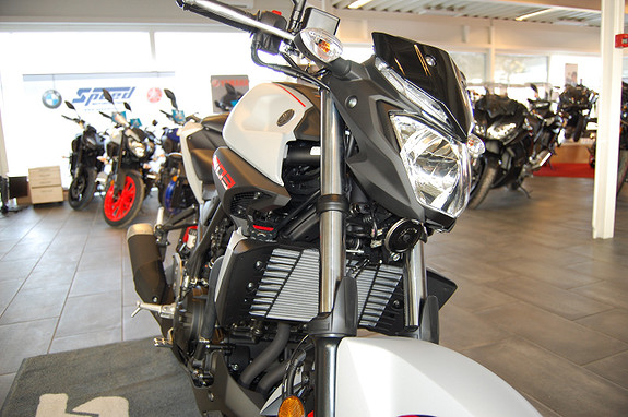 Bilbilde: Yamaha MT 03  A2 - VINTERKUPP !