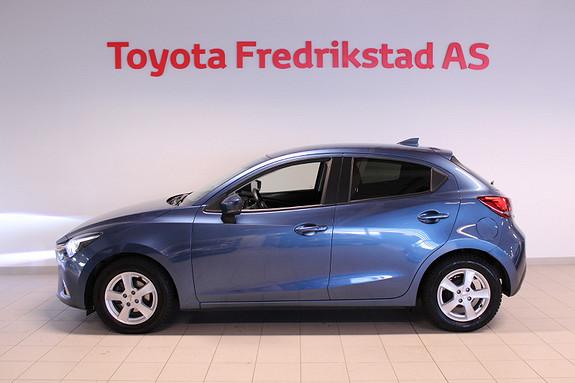 Mazda 2 1,5 90hk Optimum aut  2019, 30211 km, kr 219000,-