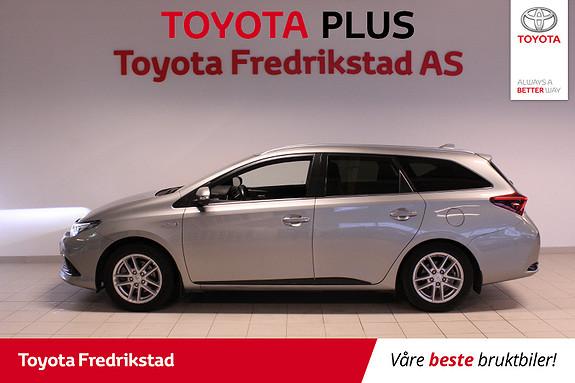 Toyota Auris Touring Sports 1,8 Hybrid Sport Vision  2018, 39436 km, kr 249000,-