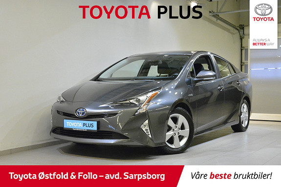 Toyota Prius 1,8 VVT-i Hybrid Executive  2016, 29430 km, kr 208000,-