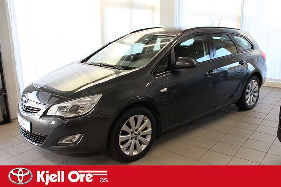 Opel Astra 1,4 Enjoy Sports Tourer DAB+, BT ++  2011, 84001 km, kr 105000,-