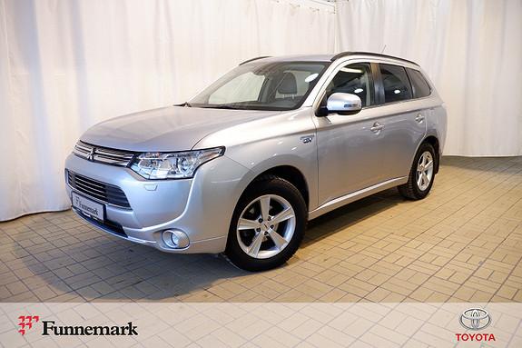 Mitsubishi Outlander Instyle+ Plug-In Hybrid EV  2014, 47150 km, kr 239000,-