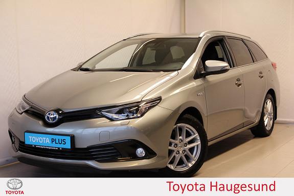 Toyota Auris Touring Sports 1,8 Hybrid Sport Vision  2018, 30090 km, kr 249000,-