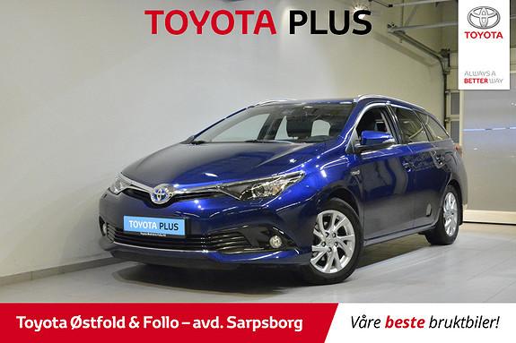 Toyota Auris Touring Sports 1,8 Hybrid Active S  2016, 48635 km, kr 208000,-