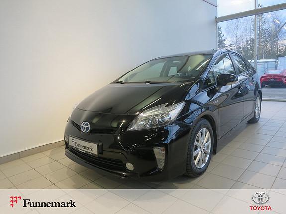 Toyota Prius 1,8 VVT-i Hybrid Executive  2012, 125300 km, kr 109900,-