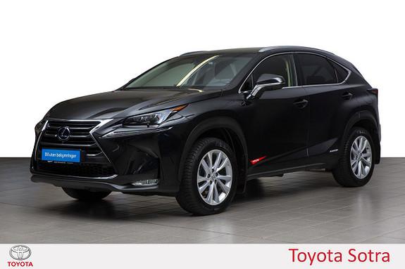 Lexus NX 300h Luxury Toppmodell  2016, 40943 km, kr 469000,-