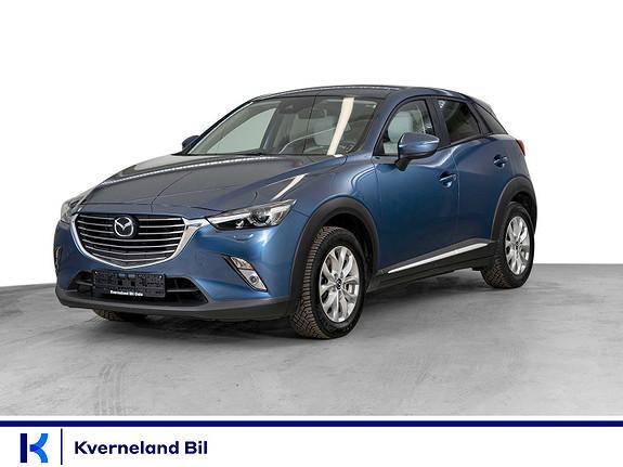Mazda CX-3 2,0 150hk Optimum AWD aut Ryggekam, Head-Up, Navi+++  2018, 20357 km, kr 339000,-