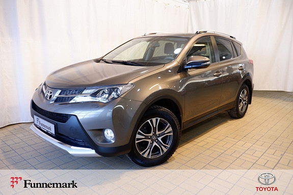 Toyota RAV4 2,0 D-4D 4WD 71'N Editon  2015, 63650 km, kr 269000,-